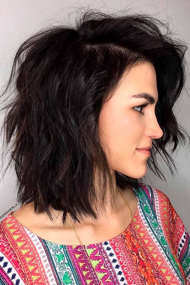 Best 25 Trendy Medium Haircuts Ideas On Pinterest