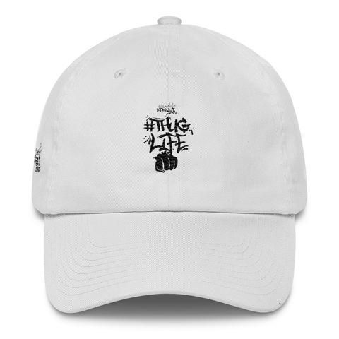 Thug Life Cap by Urban Street Zone (White)#urbanstreetzone #urbanstreetwear #urbangear #urbanstyle #streetwear #streetbeast #streetfashion #hypebeast #outfitoftheday #outfitinspiration #ootd #outfit #outfitgrid #brand #boutique #highsnobiety #contemporary #minimalism #cap #hats