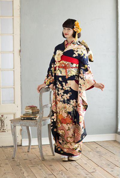 きままに. Despreocupada y bella japonesita.