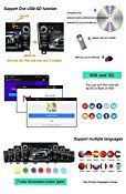 YINUO QUAD CORE 16GB 1024*600 Android 4.4.4 7″ for Toyota Tundra 2007-2013, Sequoia 2008-2014 Car Stereo Touch Screen In Dash Navigation Receiver, Rear View Cam Included
