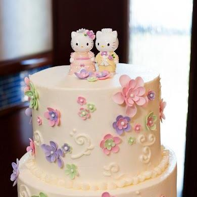 hello kitty wedding cakes the 174 best images about hello kitty wedding theme on 15198