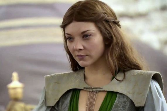 10 rising star Hollywood actresses to watch in 2014: Natalie Dormer. #Stylish365