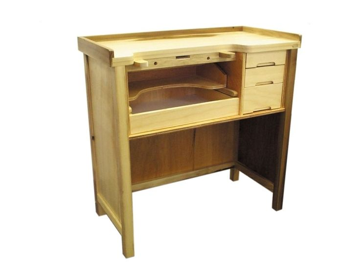 Jewelry Workbenches 67719: Grobet Jewelers Workbench With Skirt Assembly BUY IT NOW ONLY: $999.0