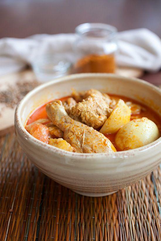 Malaysian Chicken Curry