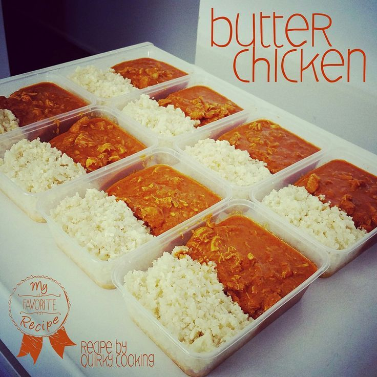 My Best Butter Chicken Ever!