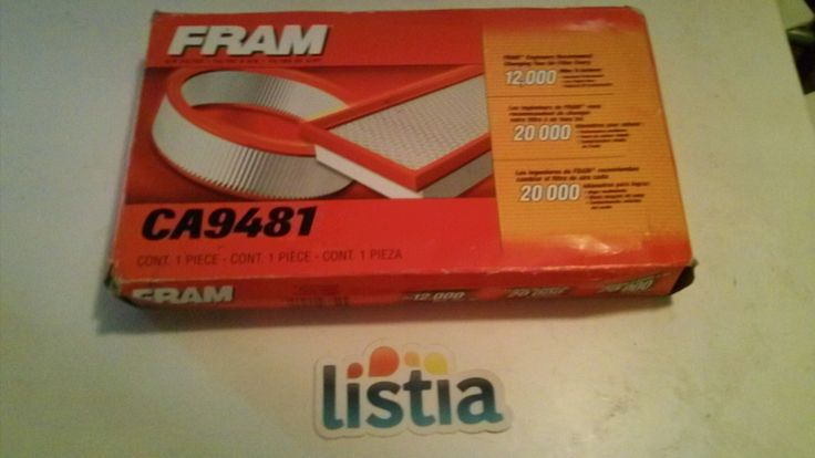 Fram Air Filter (CA9481)