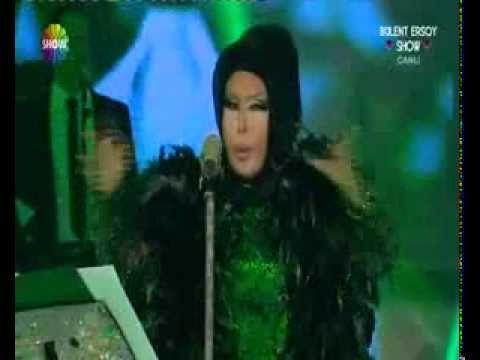 DIVA BULENT ERSOYSHOW - Sevdim Seni Mabuduma - YouTube