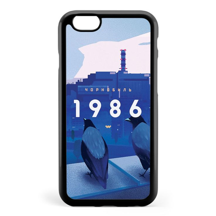 Chernobyl 1986 Apple iPhone 6 / iPhone 6s Case Cover ISVG955