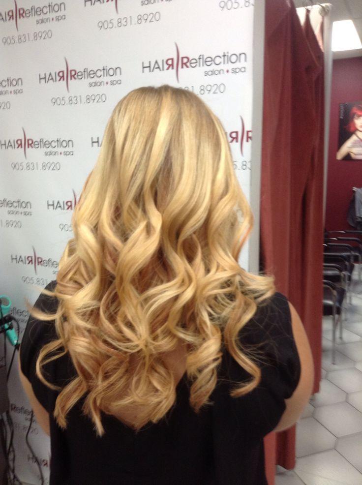 #curls#long#blonde#style#hairreflection