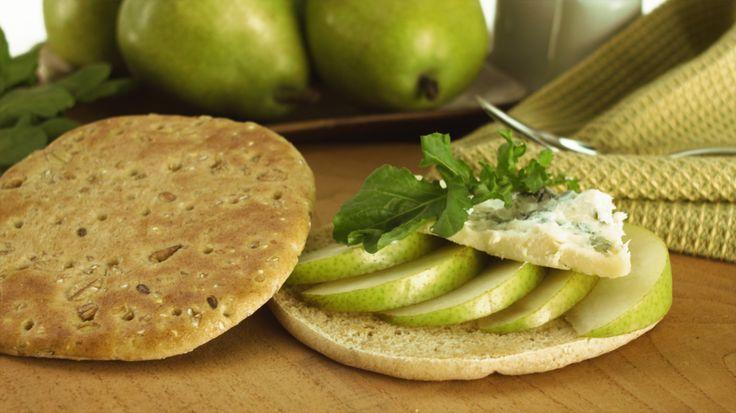 Si eres amante de los quesos italianos y dulces, esta es la combinación perfecta para disfrutar de un rico platillo saludable.
