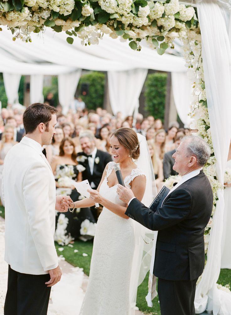 Wedding Planning: Cole Drake Events - http://www.stylemepretty.com/portfolio/cole-drake-events Floral Design: Jennifer Cole Florals - http://www.stylemepretty.com/portfolio/jennifer-cole-florals Bridesmaids' Dresses: Watters - http://watters.com   Read More on SMP: http://www.stylemepretty.com/2017/03/08/glam-napa-valley-vineyard-wedding/