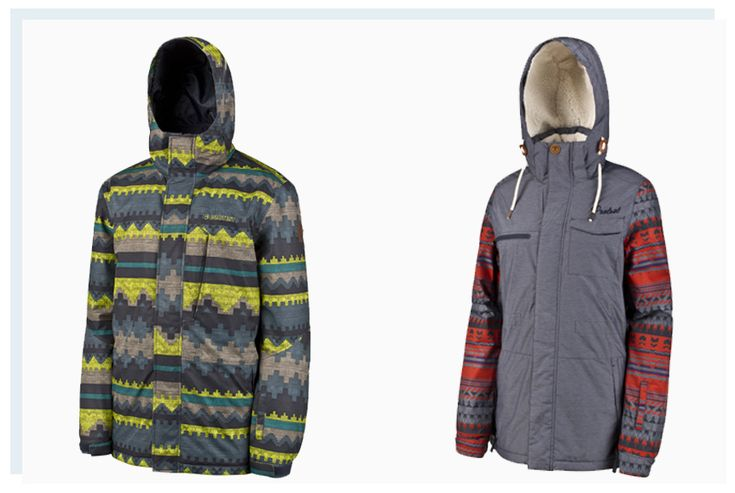 Protest - Fishing Jacket 2014 2015 Review | HEADTURNERS: Best Snowboard Jackets of 2014/2015