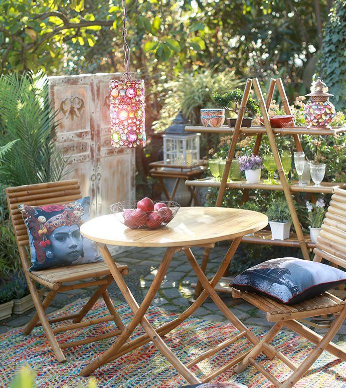 Las 25 mejores ideas sobre jard n balin s en pinterest for Hacer una terraza