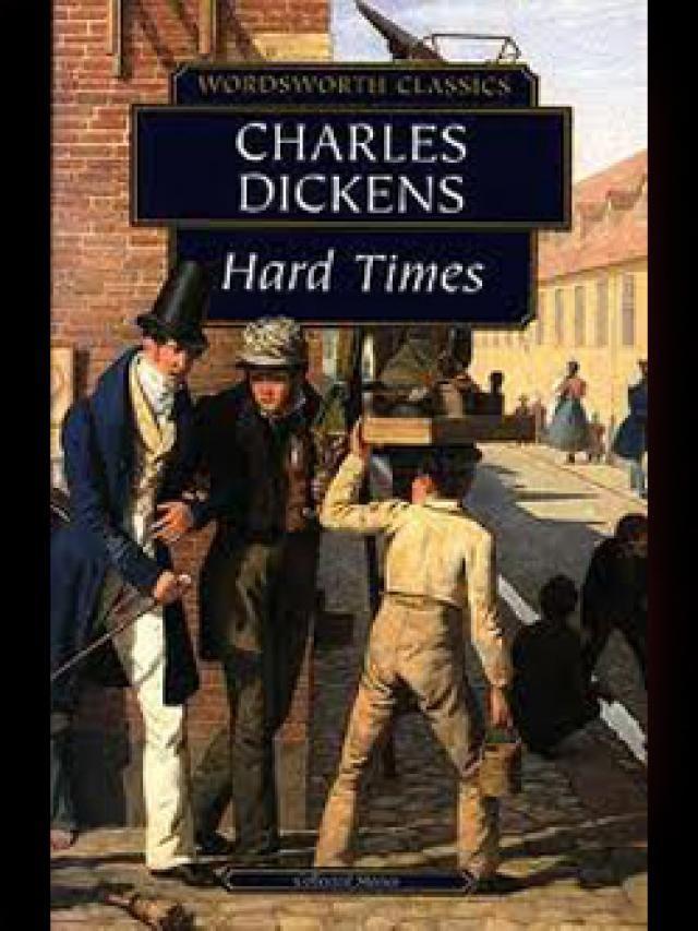 Tiempos difíciles es la décima novela escrita por Charles Dickens. Se publicó por primera vez en 1854 y transcurre en Inglaterra durante la primera industrialización