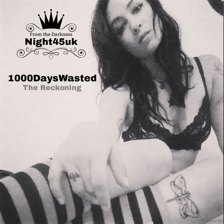 1000DaysWasted - The Reckoning --Lock the cinematic..liquid-style vibes for you --Dope Night45uk Flavour 1000DaysWasted -- https://pro.beatport.com/artist/1000dayswasted/411731