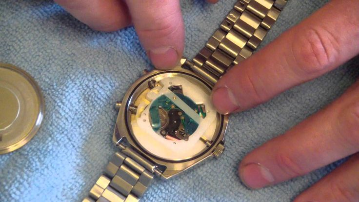 How To Change A Watch Battery Watch battery, Battery