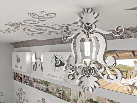 Orient Hotels Xanita Board Concept - light detail, via Flickr.