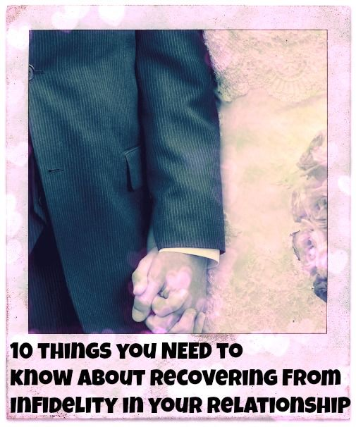 10 things you NEED to know about how to recover from infidelity in your relationship #relationships #marriage #survivinginfidelity