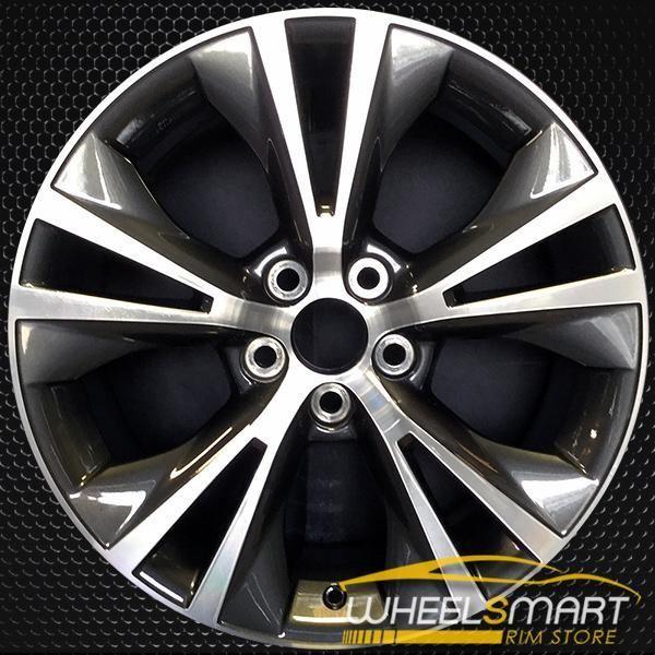 18 Toyota Highlander Rims For Sale Machined Oem Wheel 75162 Oem Wheels Wheels For Sale Toyota Highlander
