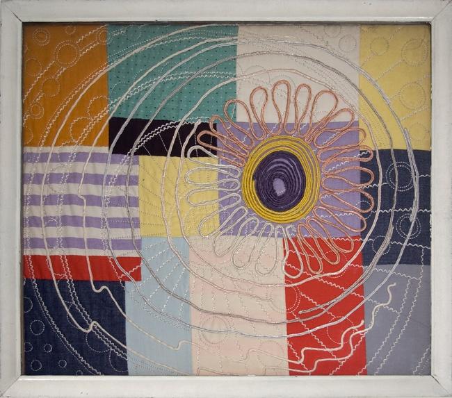 Rebecca Crompton #embroidery