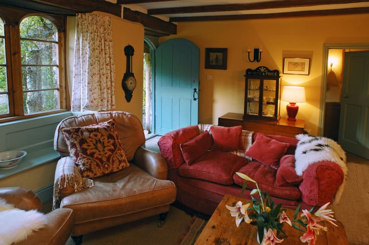 Rustic self-catering holiday house Helford River, unique self catering holiday house Helford River, Colenso House