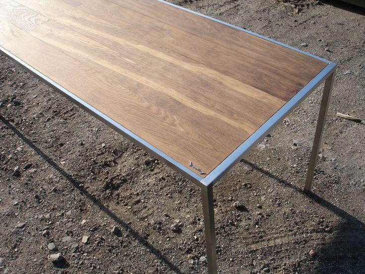 Esstisch Miv Pinie Konzept | 14 Besten Gartentisch Design Esstisch Stahlmobel Edelstahltische