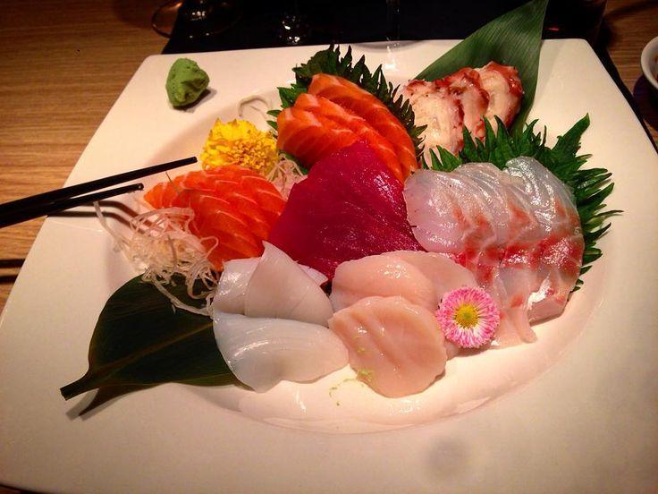 Sashimi toujours. #sushi#sashimi#aixenprovence#seito by _antes_