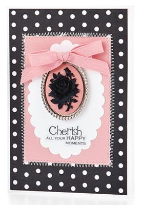 Happy Moments Card by @Kimberly Kesti