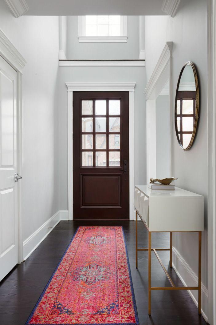 Unique Best Hallway Rugs