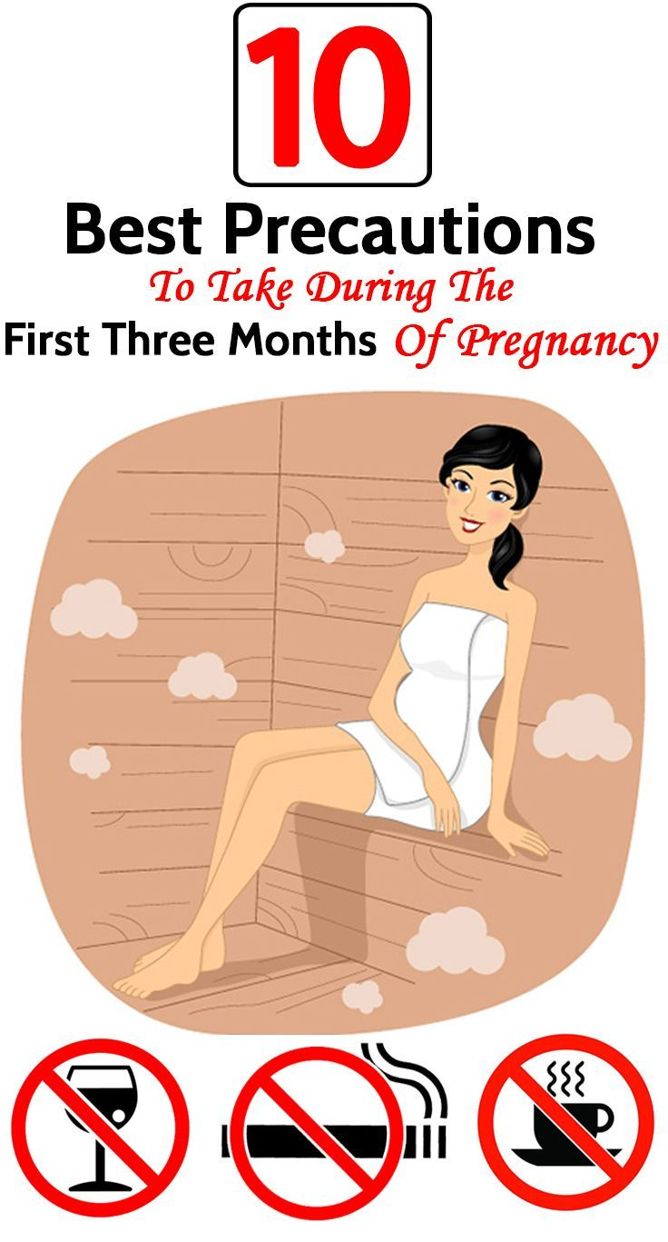 6 Best Precautions To Take During The First Three Months Of #Pregnancy