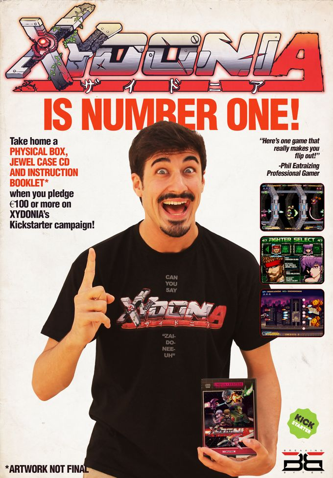 Another relic from the '90s, featuring a fellow time traveler.