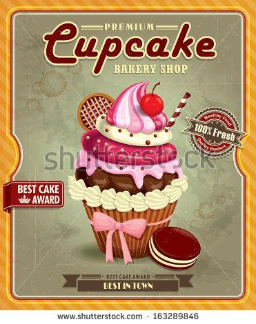 Fotos stock Cupcakes, Fotografia stock de Cupcakes, Cupcakes Imagens stock : Shutterstock.com