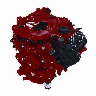 Nissan Titan Cummins Turbo Diesel Engine