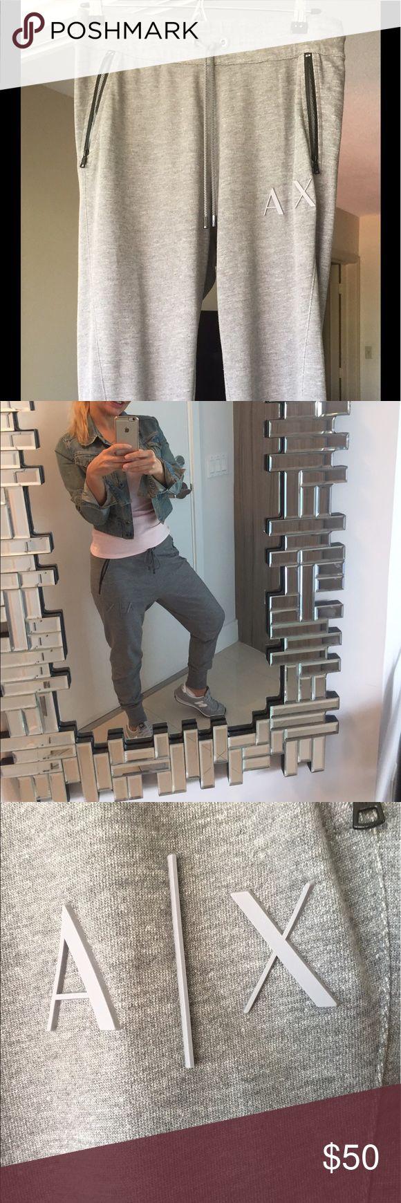 Selling this Armani Exchange Women's Jogging Pants Small on Poshmark! My username is: ekaterina33. #shopmycloset #poshmark #fashion #shopping #style #forsale #A/X Armani Exchange #Pants