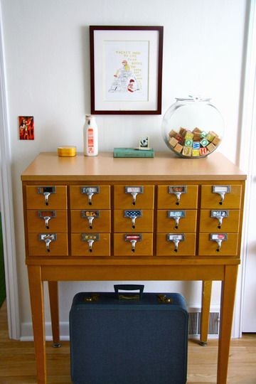 how to use card catalog