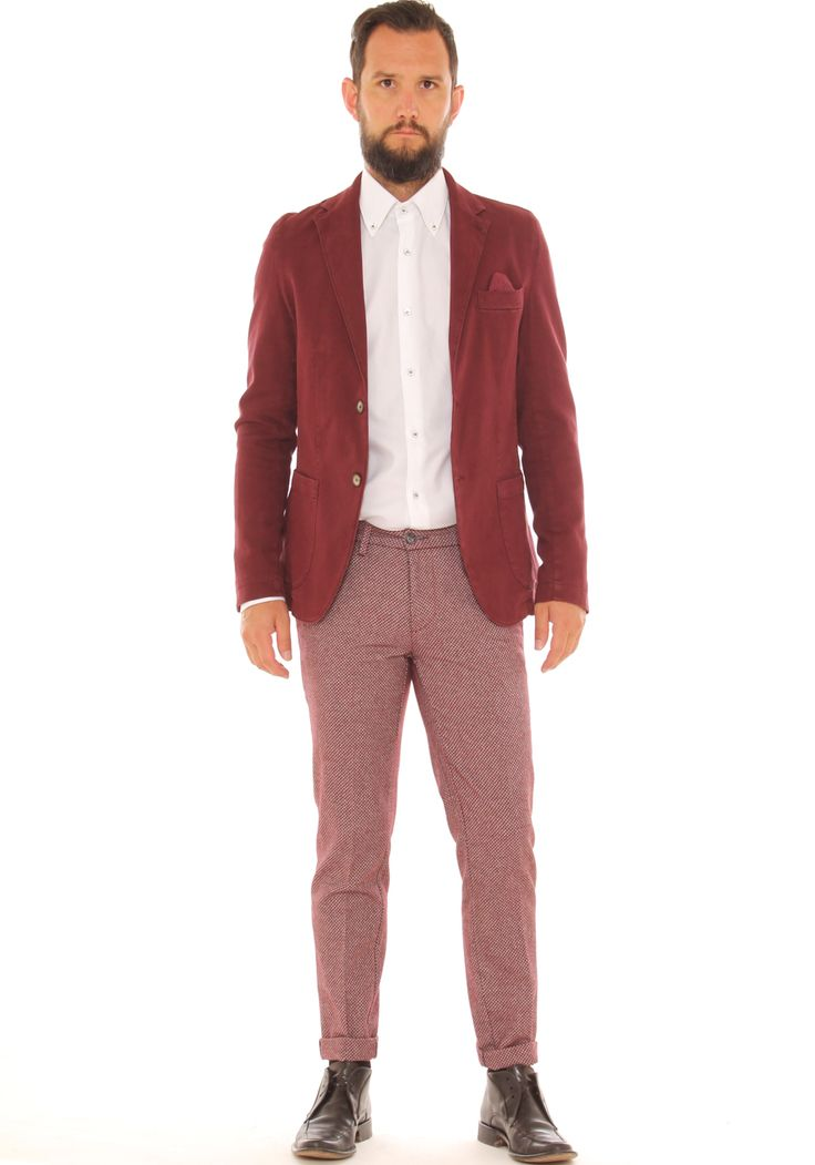 Outfit da cerimonia giacca slim,camicia,pantalone sigaretta