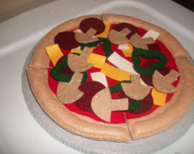 Sentía Pizza hacer su propio.