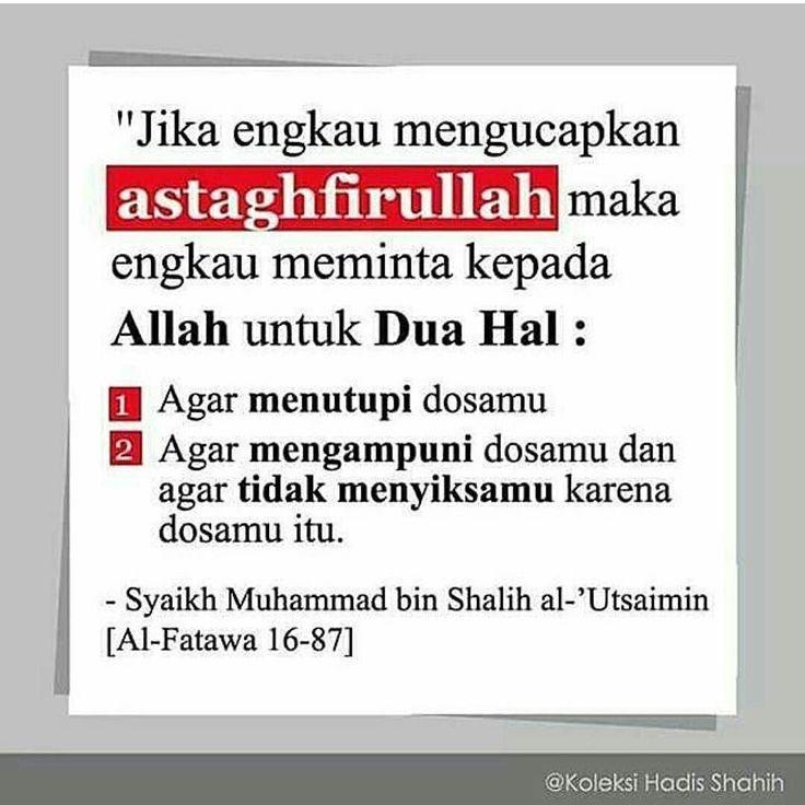 Astagfirullah