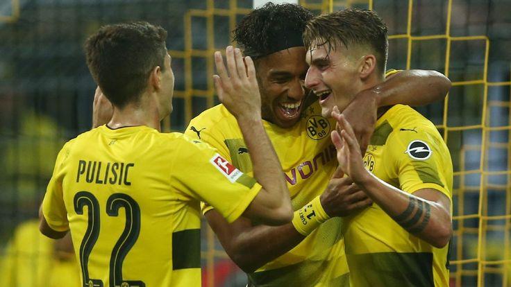 Borussia Dortmund looking to 'play good football' vs. RB Leipzig - Bosz