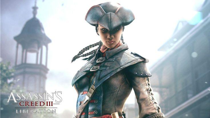 Everyeye Live - Assassin's Creed Liberation HD - http://www.videorecensione.net/everyeye-live-assassins-creed-liberation-hd/