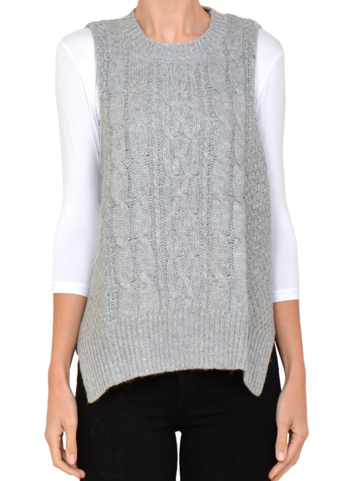 Maud Dainty - Picket Fence Vest