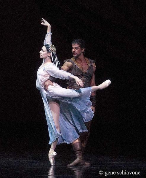 Alessandra Ferri and Marcello Gomes, Othello