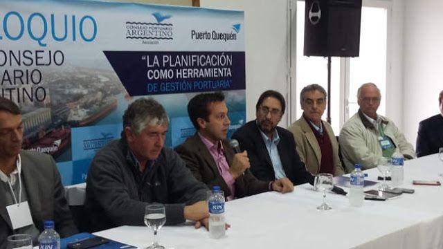 ARTURO ROJAS FUE NOMBRADO COMO EL NUEVO SECRETARIO DEL CONSEJO PORTUARIO ARGENTINO   El anuncio se realizó durante un coloquio efectuado en las instalaciones del Consorcio de Gestión de Puerto Quequén Durante la jornada del día de hoy Jueves 26 de Mayo se llevó adelante en las instalaciones del Consorcio de Gestión de Puerto Quequén el X Coloquio del Consejo Portuario Argentino. La actividad durante la cual se disertó acerca de diversas cuestiones relacionadas con el desarrollo portuario…