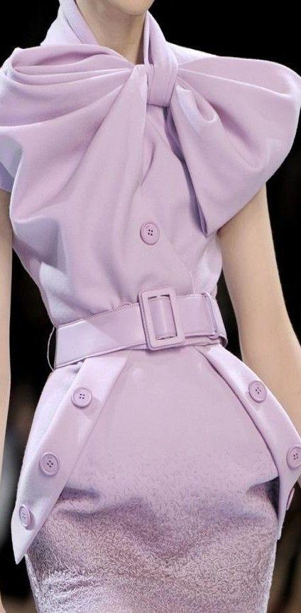 Lavender Bow ♥✤   Dior