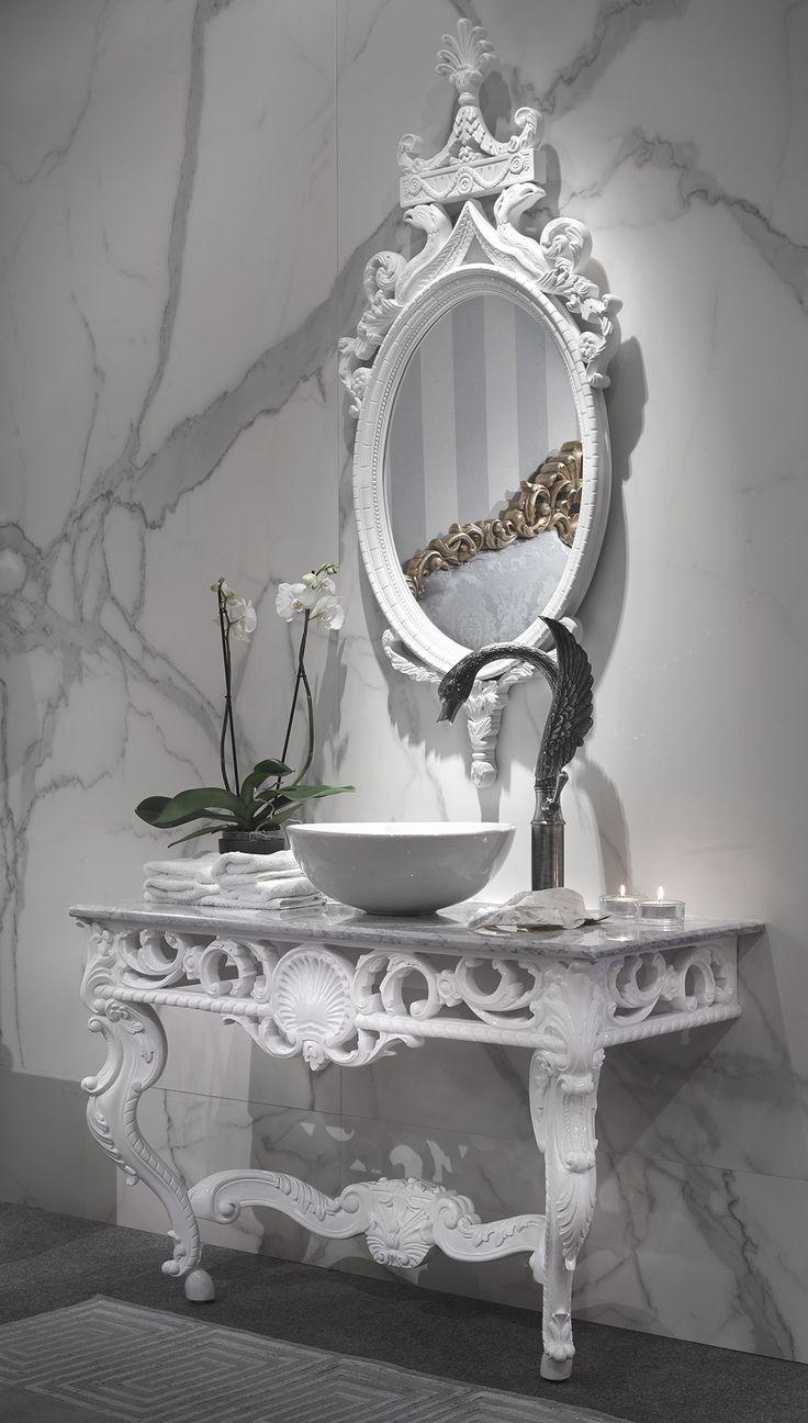 Bathroom design ideas - luxury - bronces mestre