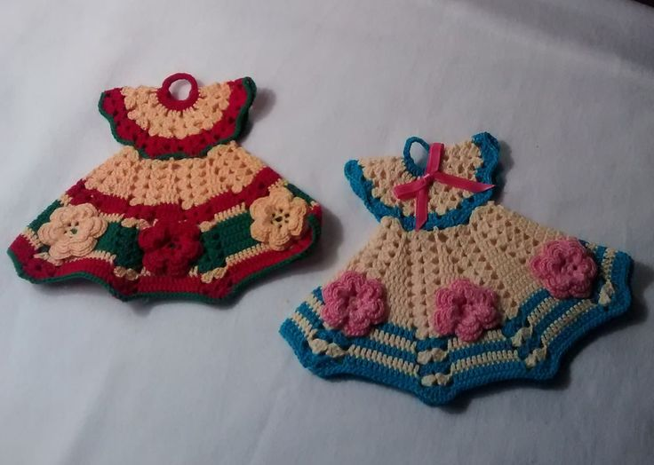Crochet Pattern For A Doll : 17 Best images about Potholders, Hot Pads & Trivets on ...