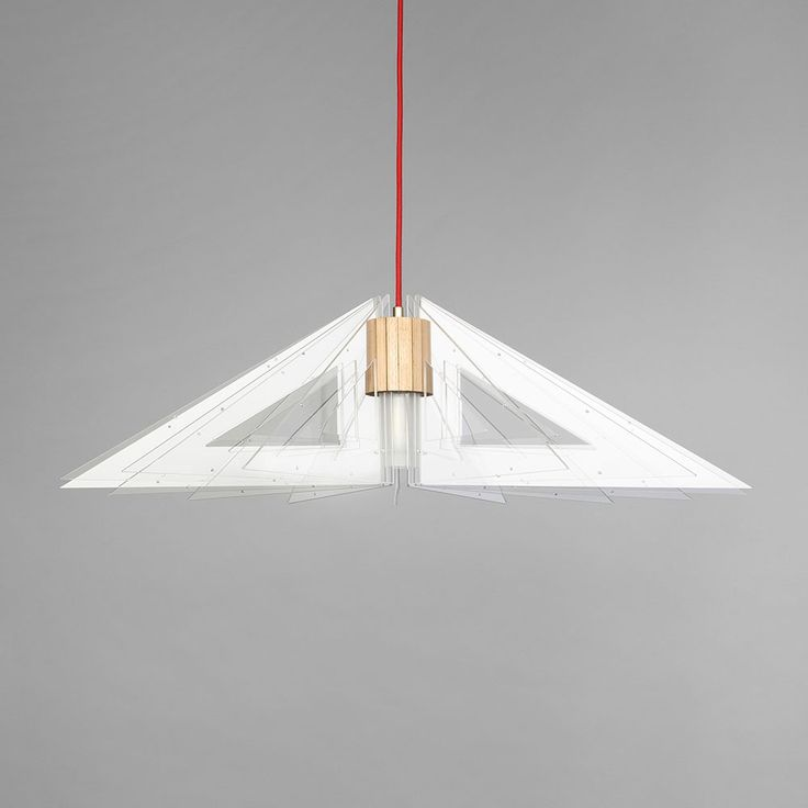 Luxya is a ceiling lamp whose shape can be modified as you like. It has been designed to have different forms and be adaptable to different environments. Luxya is inspired by the technical drawing tools and reinvents the classical set square as a variable modular element.