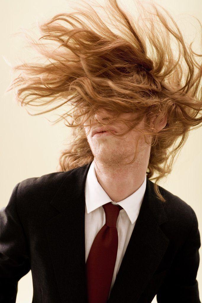 Warum Tragen Männer Lange Haare Oder Gar Einen Zopf Glamour