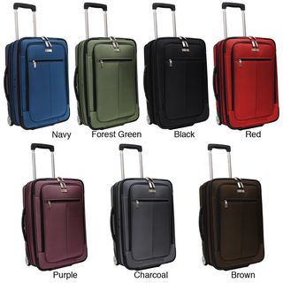 More for business travel - doubles as carry on and garment bag for suits.