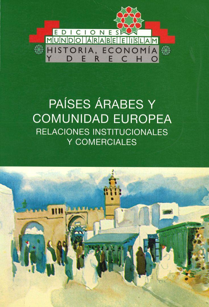 Países árabes y comunidad europea.